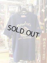 DOWLUCK  JUMPING BASS半袖Tシャツ (紺)
