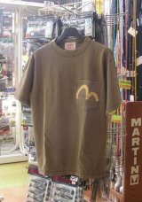 DOWLUCK  半袖Tシャツ  (ポケット付き)