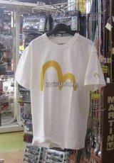 DOWLUCK  半袖Tシャツ  (白)